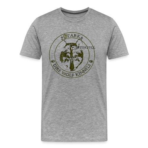 Stark Kennels (M) - Men's Premium T-Shirt