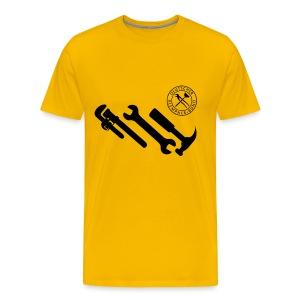 Klempner Dortmund - Männer Premium T-Shirt