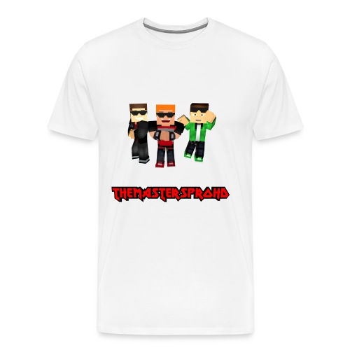 T-shirt skins  TheMastersProHD - T-shirt Premium Homme