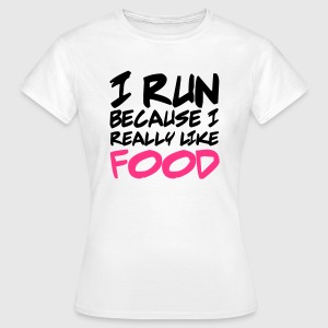 Run T-Shirts - Women's T-Shirt