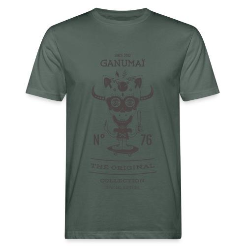 Tee-shirt Guerrier Skateur - T-shirt bio Homme