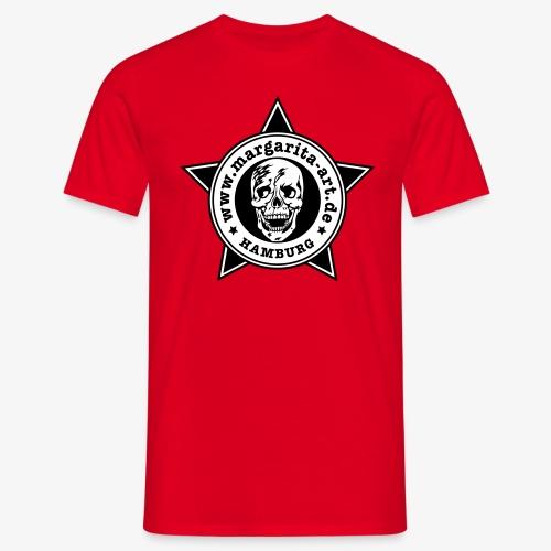 Malerei & Design Margarita Kriebitzsch Promo-Shirt - Männer T-Shirt
