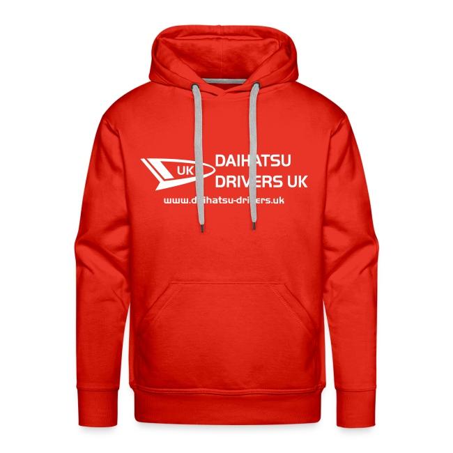 Daihatsu Drivers Hooded Top