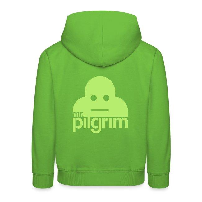 Mr Pilgrim Mini Hoodie