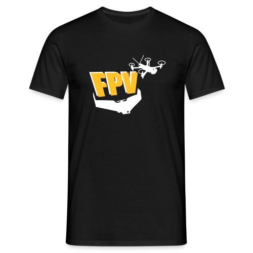 FPV First Person View T-Shirt  - Männer T-Shirt
