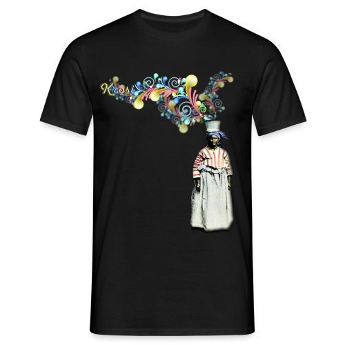 Kopro Beki Denki - Mannen T-shirt
