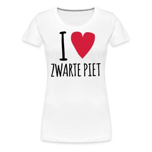 Piet shirt vrouw - Vrouwen Premium T-shirt