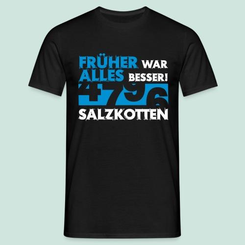 4796 Salzkotten - Früher - Männer T-Shirt