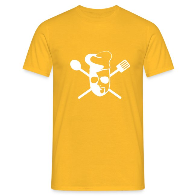 "Tom kocht! T-Shirt ""...fehlt Salz"" (schwarz)"