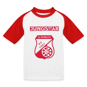 Jungstar - Kinder Baseball T-Shirt