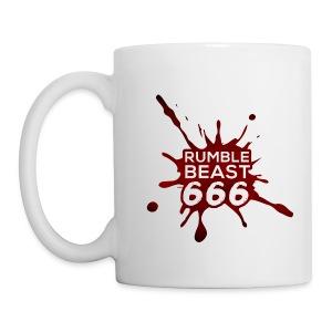 BumbleBeast666 Becher - Tasse