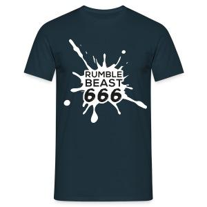 RumbleBeast666 T-Shirt Basic - Männer T-Shirt