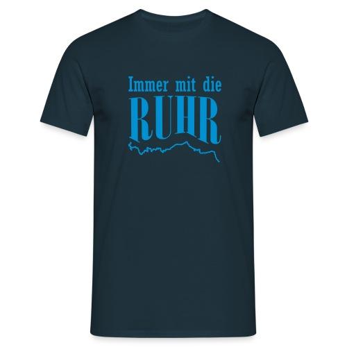 Ruhr-Typ normal - Männer T-Shirt