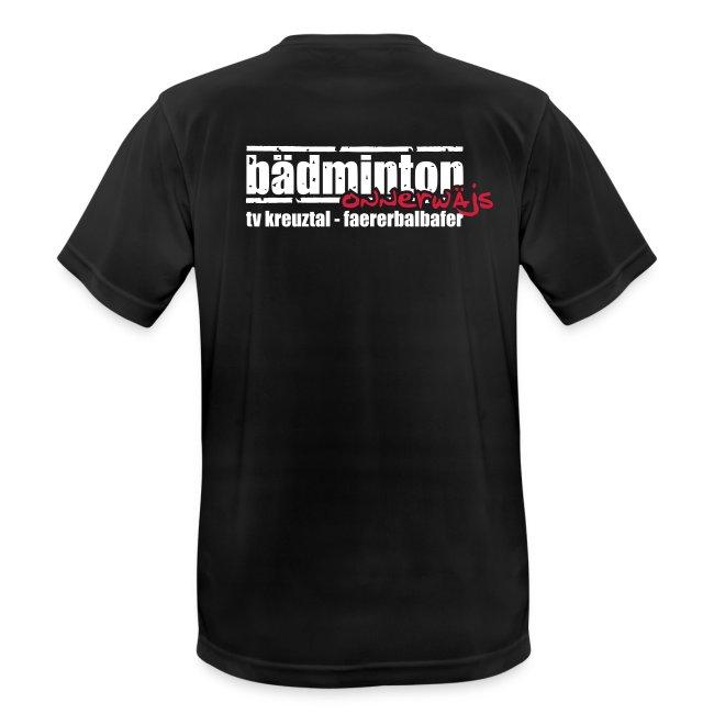 2013er Herrn T-Shirt atmungsaktiv - onnerwäjs