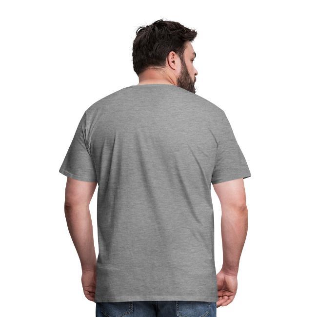 T-Shirt homme Yamadori Fanatic Noir