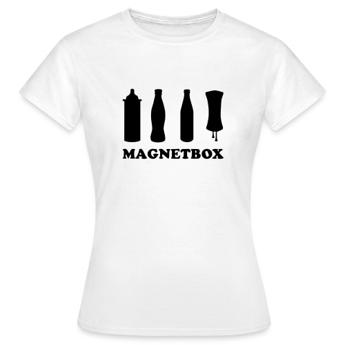 Bottles - Frauen T-Shirt