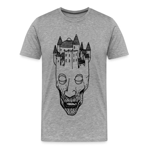 Head of the Village (Premium T) - Men's Premium T-Shirt