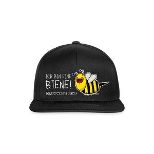 Ich bin eine Biene-Cap  - Snapback Cap