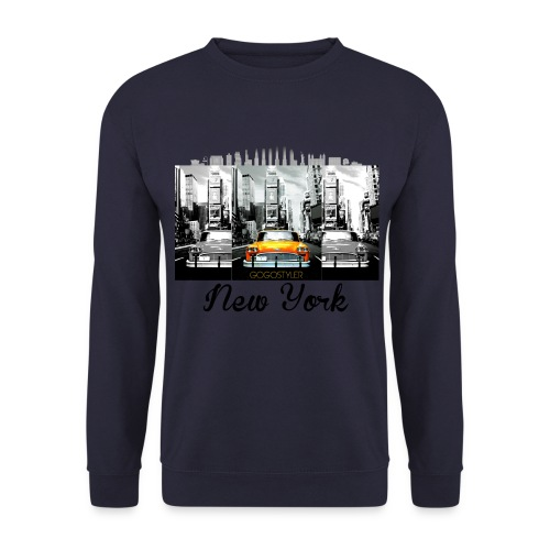 New York - GoGoStyler - Männer Pullover