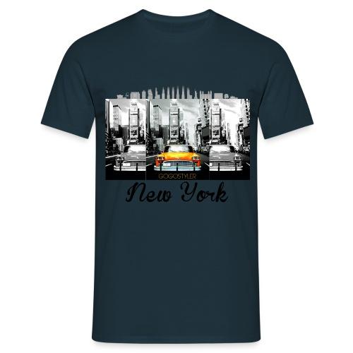 New York - GoGoStyler - Männer T-Shirt
