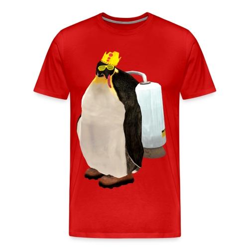 Hail to the king bae - Men's Premium T-Shirt