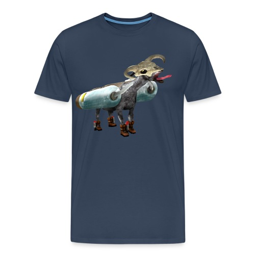 Dovahgoat - Men's Premium T-Shirt