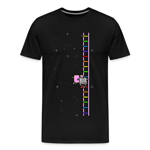Flappy Goat - Men's Premium T-Shirt