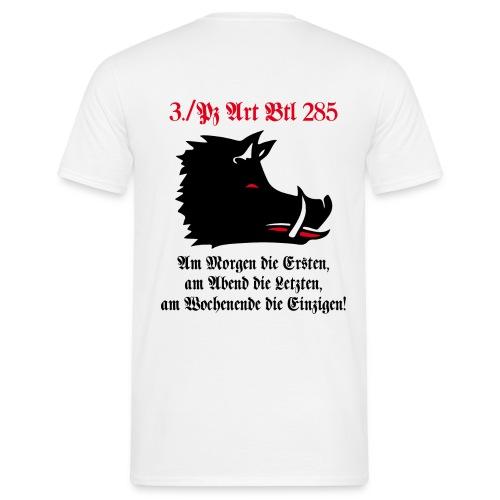Panzer Battallion 285 - Männer T-Shirt