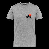 Magliette ~ Maglietta Premium da uomo ~ WeLoveBreva 750 - tshirt blackred
