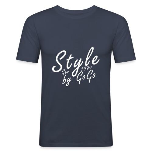 Style (1) - GoGoStyler - Männer Slim Fit T-Shirt