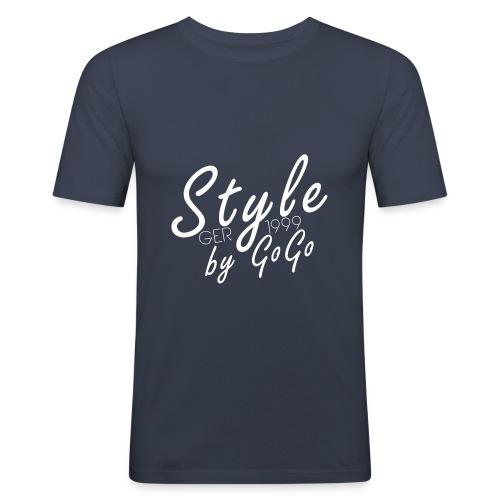 Style (2) - GoGoStyler - Männer Slim Fit T-Shirt