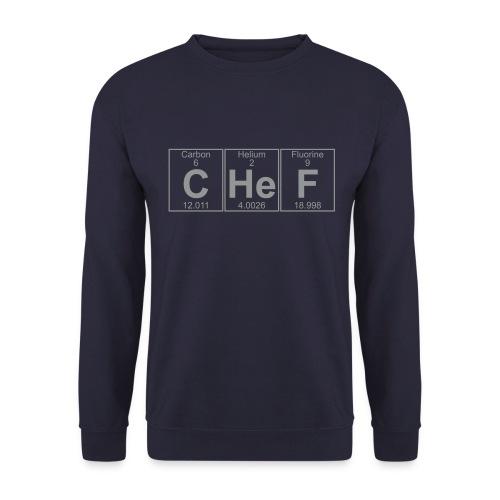 C-He-F (chef) - Men's Sweatshirt