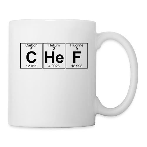 C-He-F (chef) - Mug