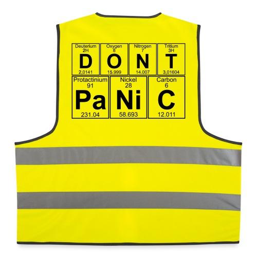 Don't Panic - Reflective Vest