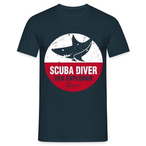 SCUBA DIVER - Camiseta hombre