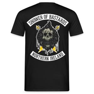 SOBRO N.Ireland - NEW FONT! - Men's T-Shirt