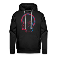 Hoodies & Sweatshirts ~ Men's Premium Hoodie ~ The Droid's