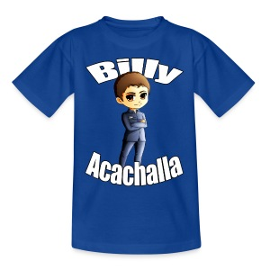 Billy Acachalla - Kids' T-Shirt