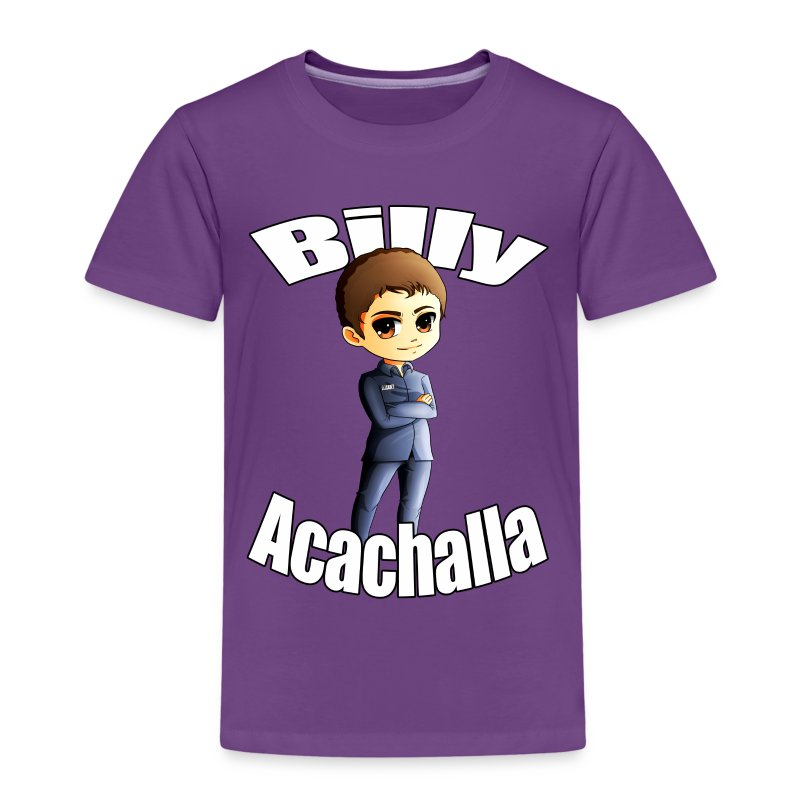 Billy Acachalla - Kids' Premium T-Shirt