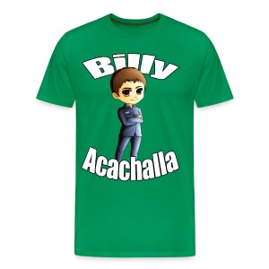 Billy Acachalla - Men's Premium T-Shirt