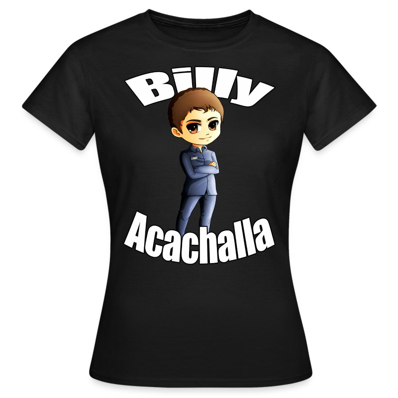 Billy Acachalla - Women's T-Shirt