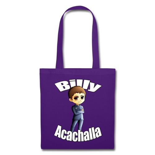 Billy Acachalla - Tote Bag