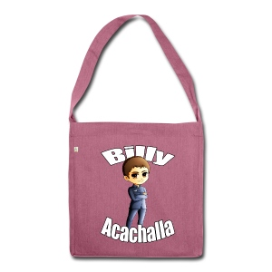 Billy Acachalla - Shoulder Bag made from recycled material
