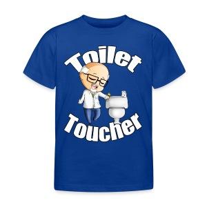 Toilet Toucher - Kids' T-Shirt