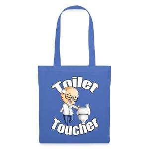 Toilet Toucher - Tote Bag