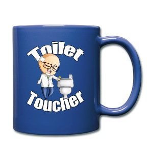 Toilet Toucher - Full Colour Mug