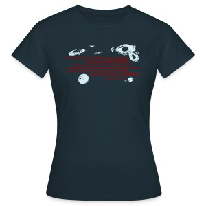NASA - Neil deGrasse Tyson quote  - Women's T-Shirt