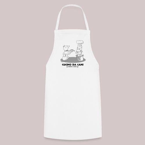 Cucino da cani - Grembiule da cucina