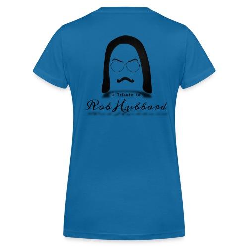 Rob Hubbard for Women - Frauen Bio-T-Shirt mit V-Ausschnitt von Stanley & Stella