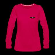 Langarmshirts ~ Frauen Premium Langarmshirt ~ long Rob Hubbard for Women